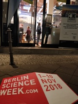 Science & People goes Berlin Science Week 2018